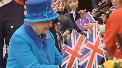 La reina Isabel II se estrena en Instagram