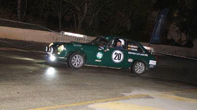 Cortes de carreteras en la Serra por el Rally clásico