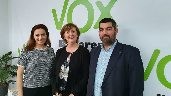 Esperanza Catalá se pasa a Vox tras dejar el PP