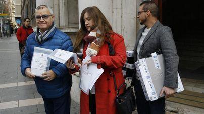 El TSJIB rechaza la petición de Fiscalía y mantiene la querella contra Florit y Carrau