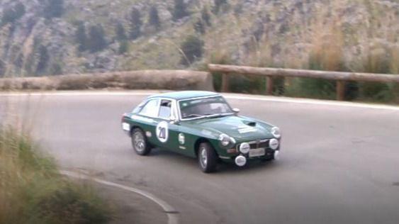 Los mallorquines mandan en regularidad en el Rally Clásico de Mallorca