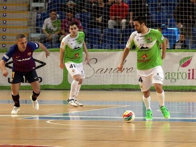 El Palma Futsal tumba al líder en Son Moix