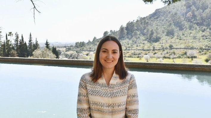 Beatriz Camiña será candidata de Cs al Consell de Mallorca