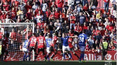Merecida victoria del Mallorca frente al Oviedo