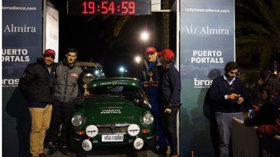 Más y Magraner ganan la prueba de Regularidad del Rally Clásico