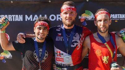 Éxito de participación en la Spartan Race celebrada en Palma