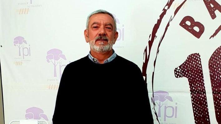 Francesc Salas, candidato de El Pi a las próximas municipales de Deià