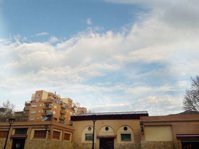 Lunes nuboso con lluvias ocasionales en Baleares