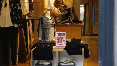 El comercio mejora sus ventas en Baleares un 2,7 por ciento