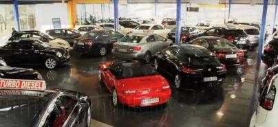 Las ventas de vehículos de ocasión caen un 5,8 por ciento