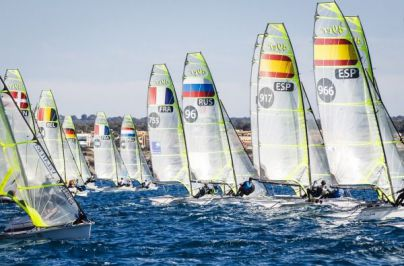 Más de 30 países han participado en la Mallorca Sailing Center Regatta
