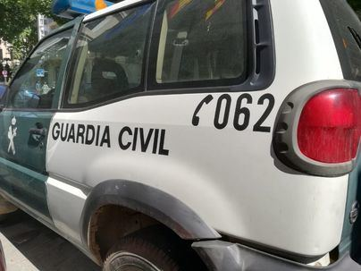 Herido grave un motorista en un accidente múltiple en Ibiza