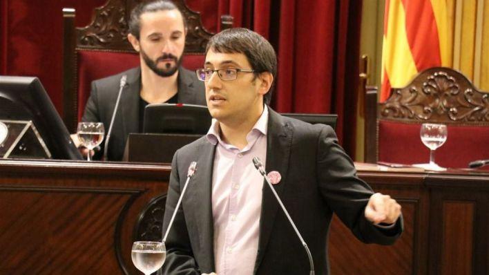 Negueruela dice que la ecotasa se cobra para 'luchar contra la desigualdad'