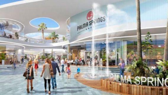 Los ecologistas piden 'escoger' entre aeropuerto o centro comercial en Ses Fontanelles