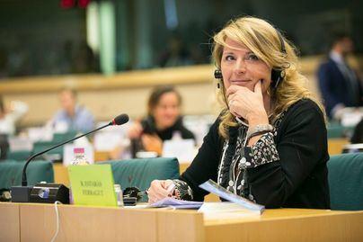 Estaràs pide más igualdad de género en puestos directivos económicos de Europa