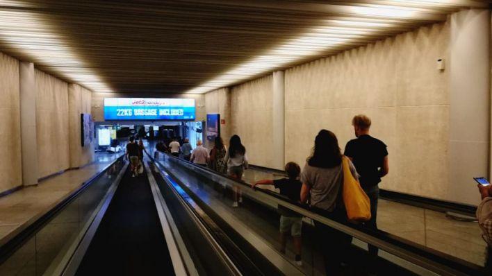 Son Sant Joan cerró febrero con un 14,6 por ciento más de viajeros