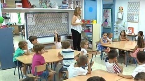El proceso de escolarización en Baleares se adelanta al 25 de marzo
