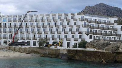 El Consell autoriza al Hotel Don Pedro a retomar las obras