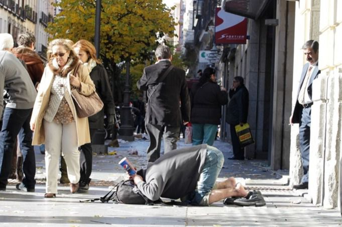 Más de 2,6 millones de trabajadores en España son pobres
