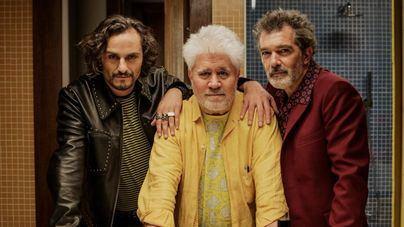 Almodóvar dirige a Banderas en 'Dolor y gloria', su película más autobiográfica