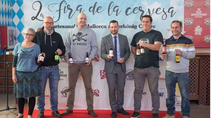 Bierkönig Centre acoge la II Feria de la cerveza artesanal de Mallorca
