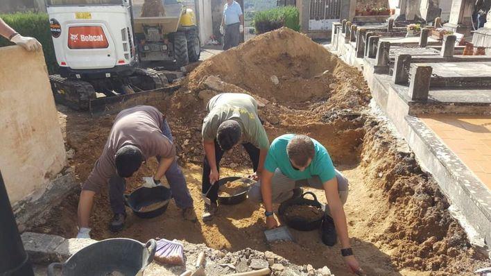 Habrá más exhumaciones de fosas en Sencelles, Porreres y Manacor