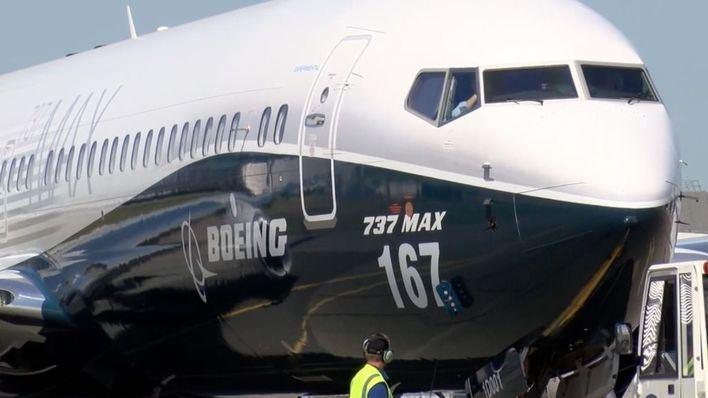 Trump cancela las operaciones del Boeing 737 MAX
