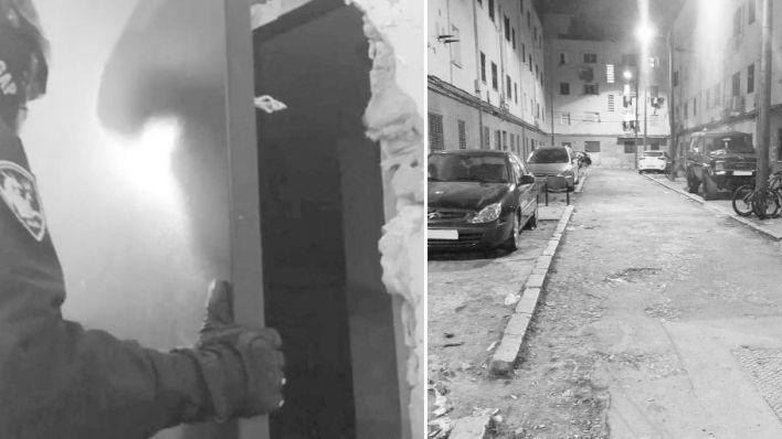 Alarma por los casos de okupas en La Soledad y Camp Redó