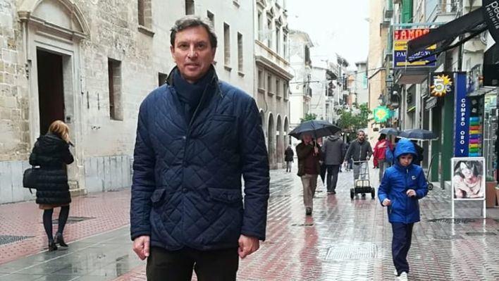 """Mateo Isern promete 'las 1.000 viviendas que no ha construido el Pacte"""" en Palma"""