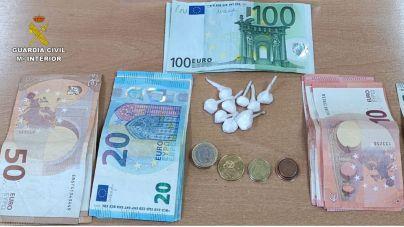 Cazan a un hombre en un local de Sa Pobla con diez dosis de cocaína