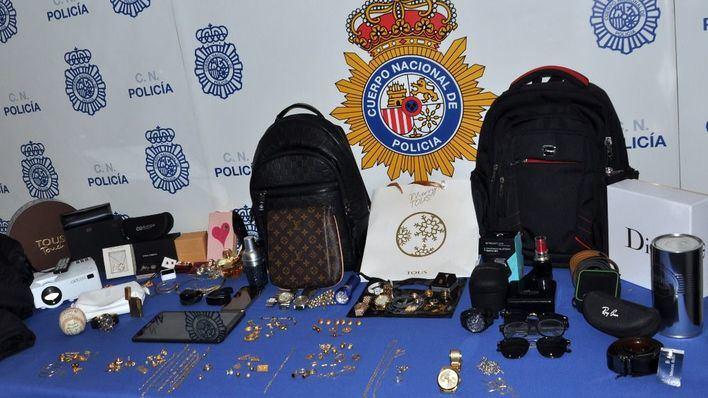 Cae una banda muy activa que robaba en chalés de lujo de Palma