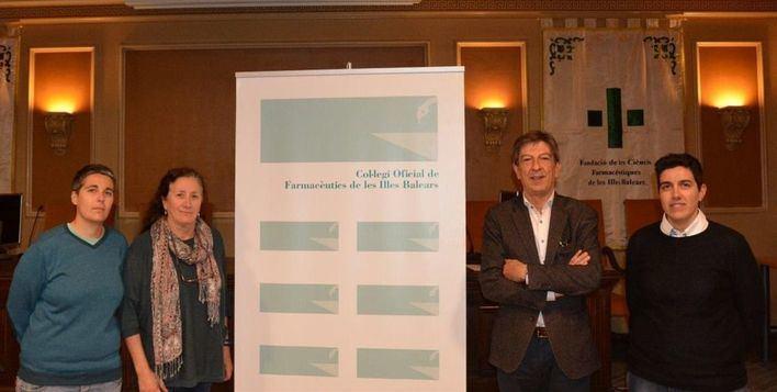 Farmacias de Baleares se vuelcan en la detección precoz de la ELA