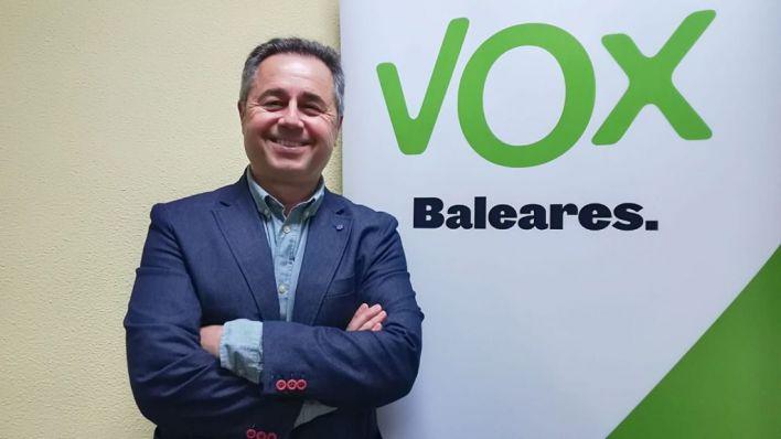 El expopular Juan Feliu se va a Vox Calvià