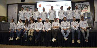 Arranca el III Concurso Nacional de Escuelas de Cocina Protur Chef 2019