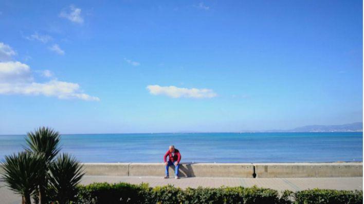 Fin de semana de sol y calor en Mallorca y caída brusca de temperaturas el lunes