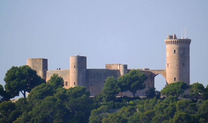 """Expertos reclaman 'mejorar la estabilidad estructural"""" del Castell de Bellver"""