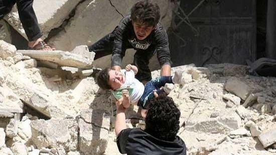 El conflicto en Siria ha dejado más de 371.000 muertos en 8 años
