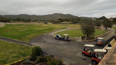 Jornada de promoción del golf en Son Quint