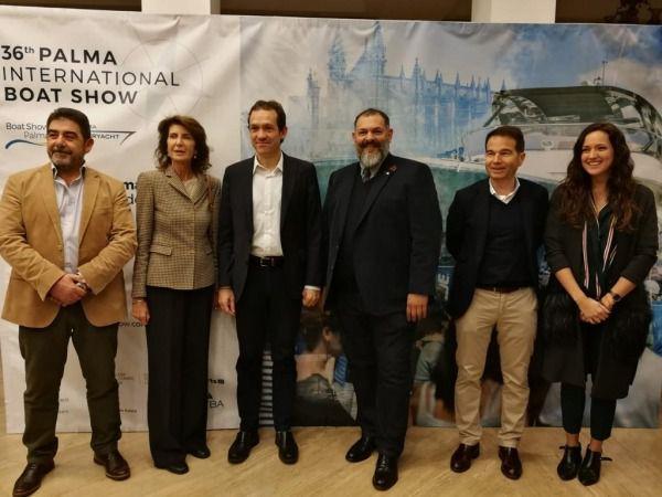 El Palma International Boat Show en el Congreso de ANEN