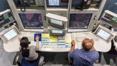 Preocupación entre los hoteleros por la falta de controladores aéreos en Mallorca