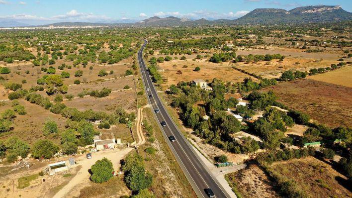 El GOB exige redimensionar la autopista a Campos porque 'no es un punto negro'