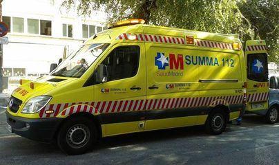 Tres heridos al chocar dos coches en Son Gotleu