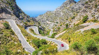 El tráfico de la carretera de Sa Calobra será alterno en ambos sentidos hasta este domingo