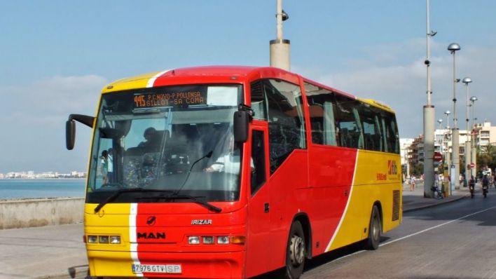 Los usuarios de autobuses interurbanos podrán usar los de la EMT sin pagar