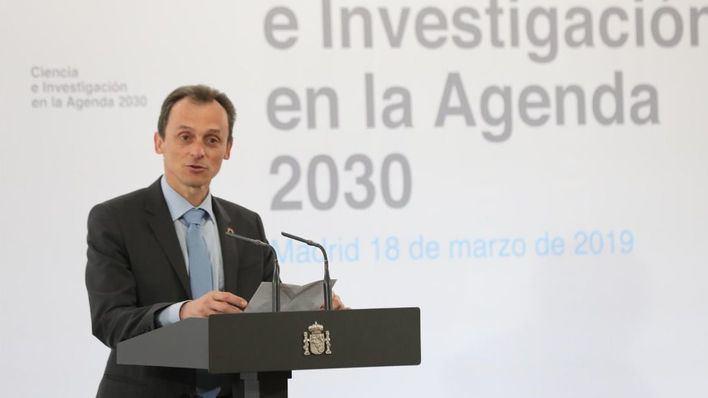 La Junta Electoral prohíbe el acto de Pedro Duque en la UIB de este martes