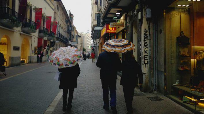 El invierno se despide con lluvias
