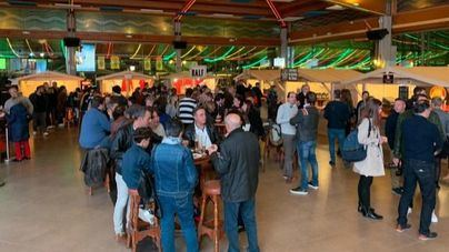 14.000 personas visitan la II Feria de la cerveza artesanal de Bierkönig Centre