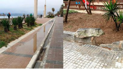 Un mes de obras en Playa de Palma en puertas de Semana Santa