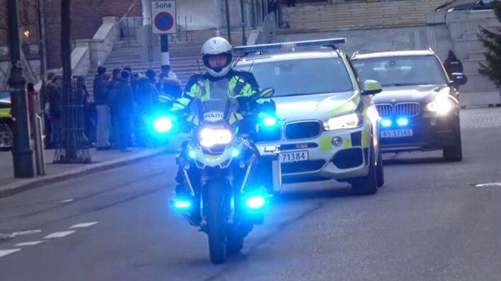 Un hombre acuchilla a cuatro personas en un colegio en Oslo