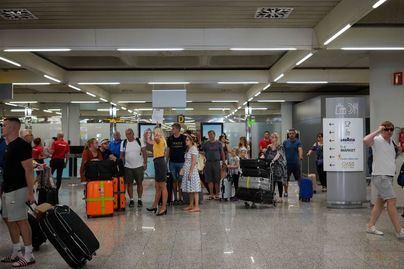 Aumentan 3,2 por ciento las plazas aéreas entre Baleares y Reino Unido, pese al Brexit
